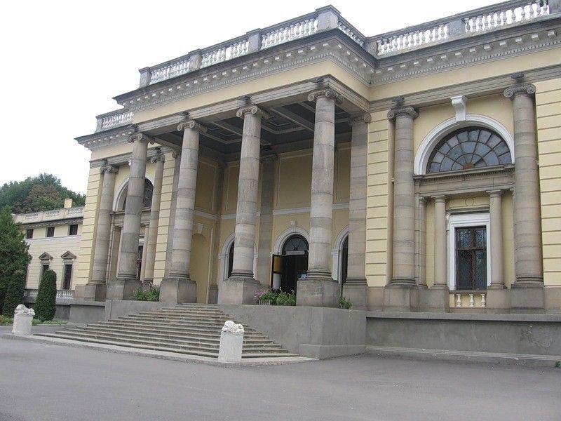 Дворец М.Г. Щербатовой