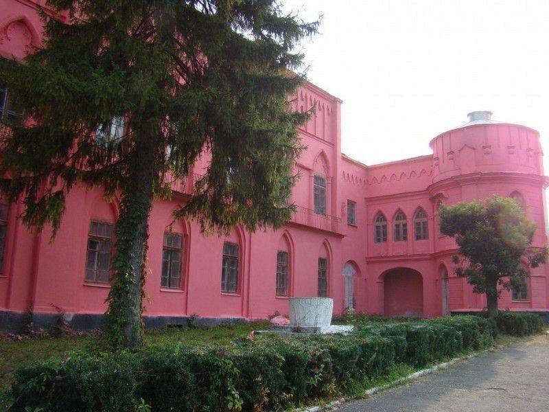 Дворец Витославского