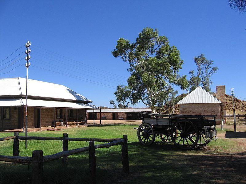 Старая телеграфная станция