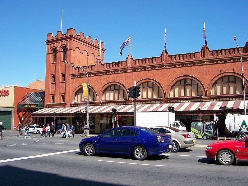 Центральный рынок, Аделаида