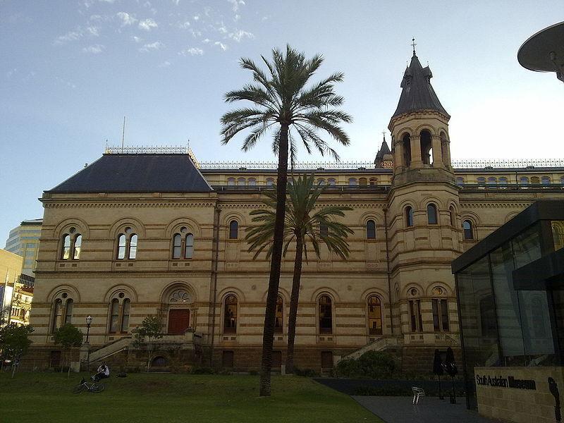 Музей Южной Австралии