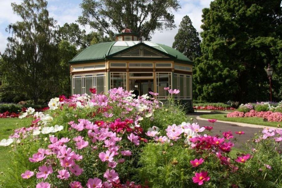 Ботанический сад, Балларат