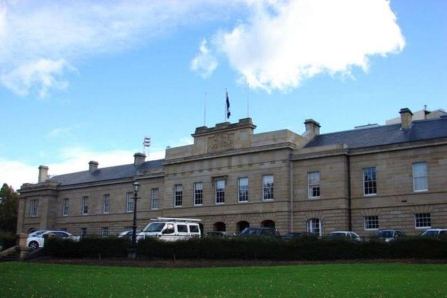 Здание парламента, Хобарт