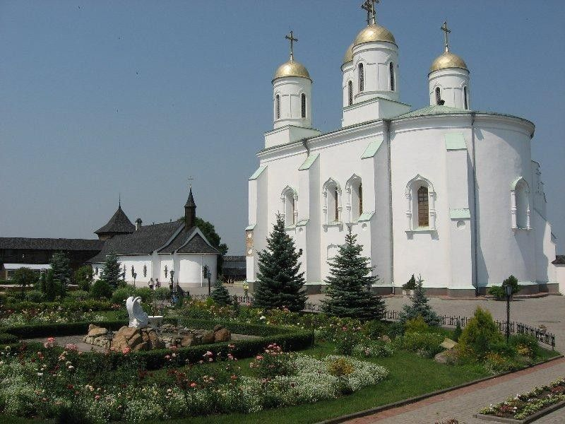 Зимненский Святогорский Свято-Успенский монастырь