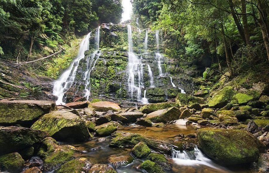 Национальный парк Франклин-Гордон-Уайлд-Риверс