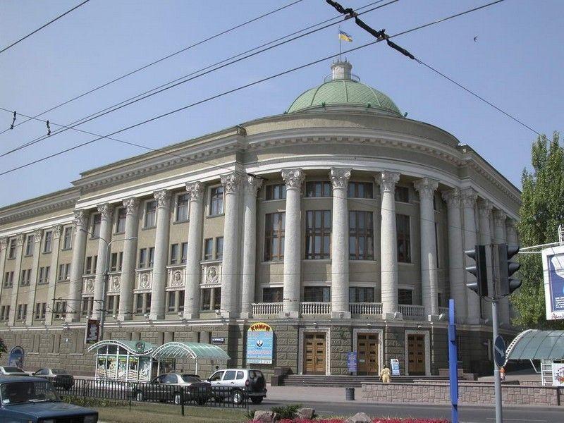 Бульвар Шевченко