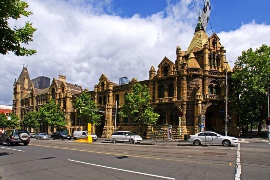 Старый суд Магистрата