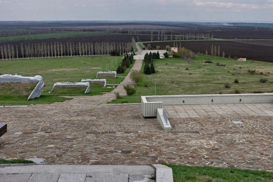 Мемориальный комплекс Великой Отечественной войны «Саур-Могила»