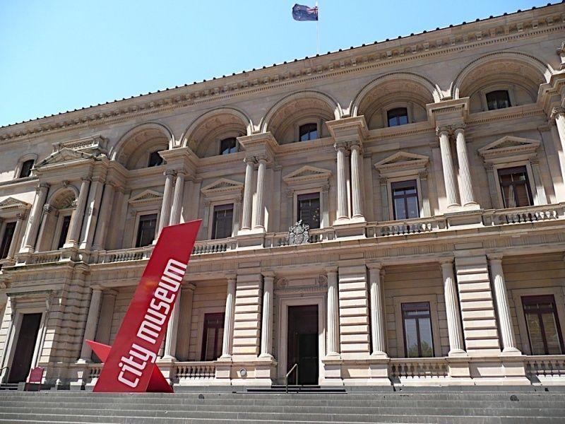 Музей города, Мельбурн
