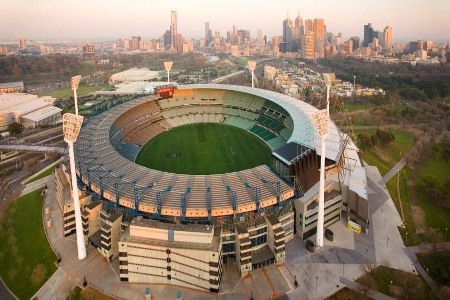 Крикетное поле Мельбурна