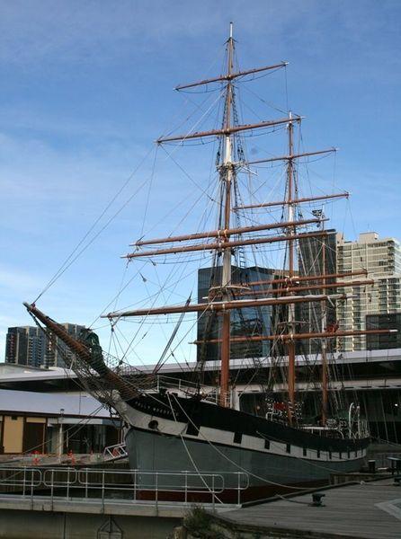 Морской музей Мельбурна