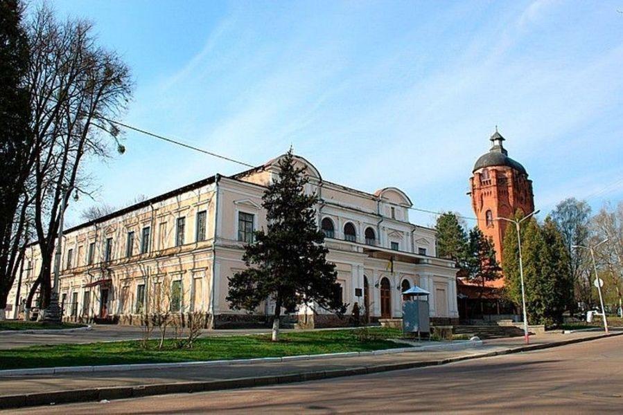 Новый и Старый бульвары, Житомир