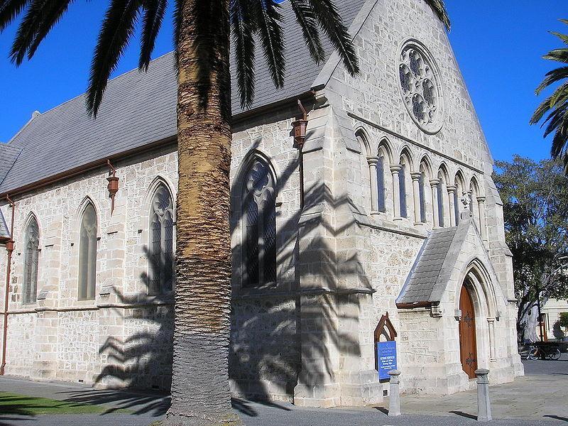 Англиканская церковь Святого Иоанна Евангелиста