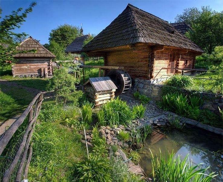 Закарпатский музей народной архитектуры и быта