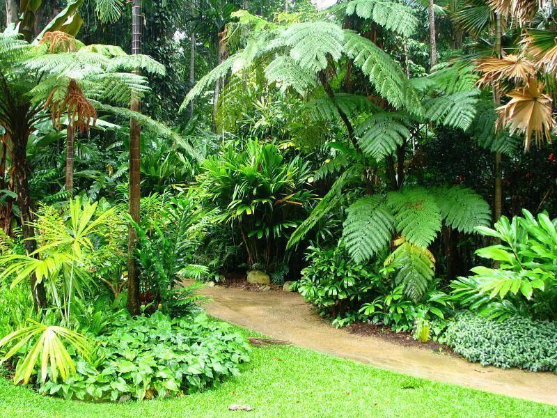 Ботанический сад Флекер