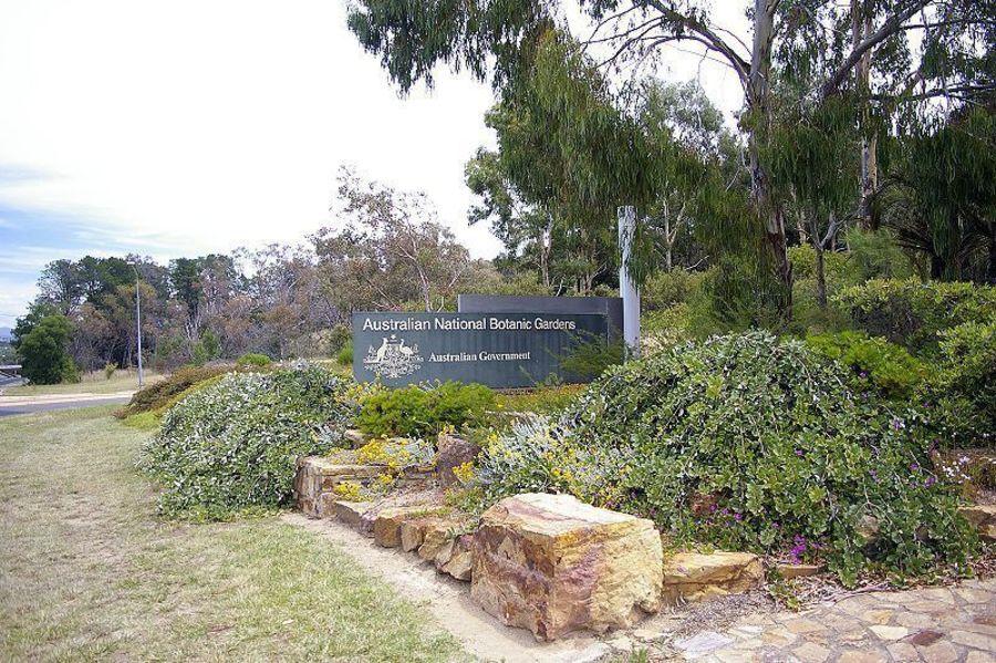 Национальный ботанический сад, Канберра