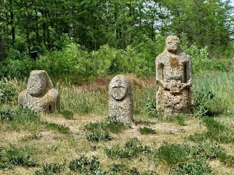 Заповедник «Каменная могила»