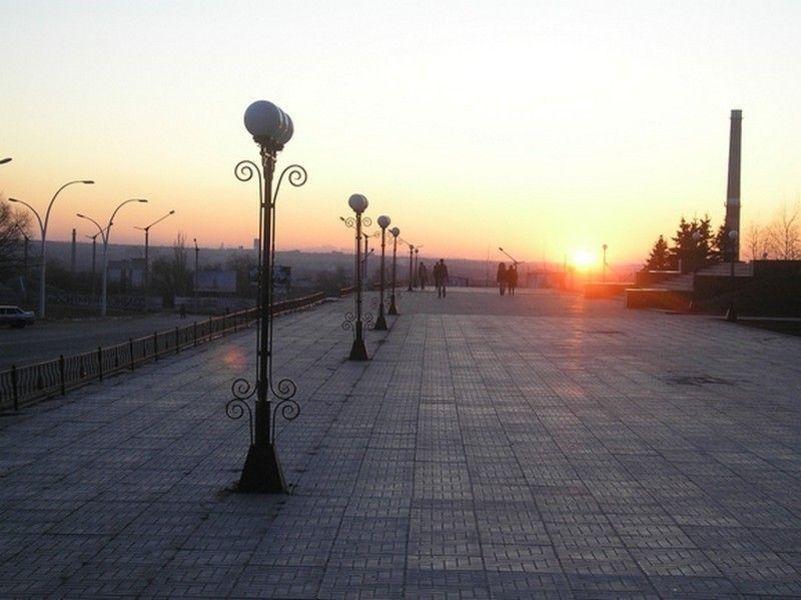 Улица Коцюбинского