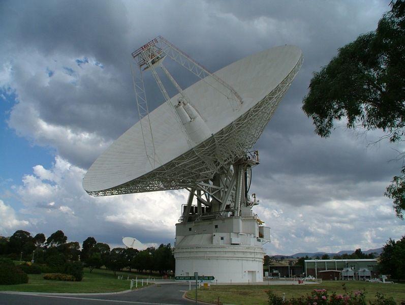 Космический центр Канберры