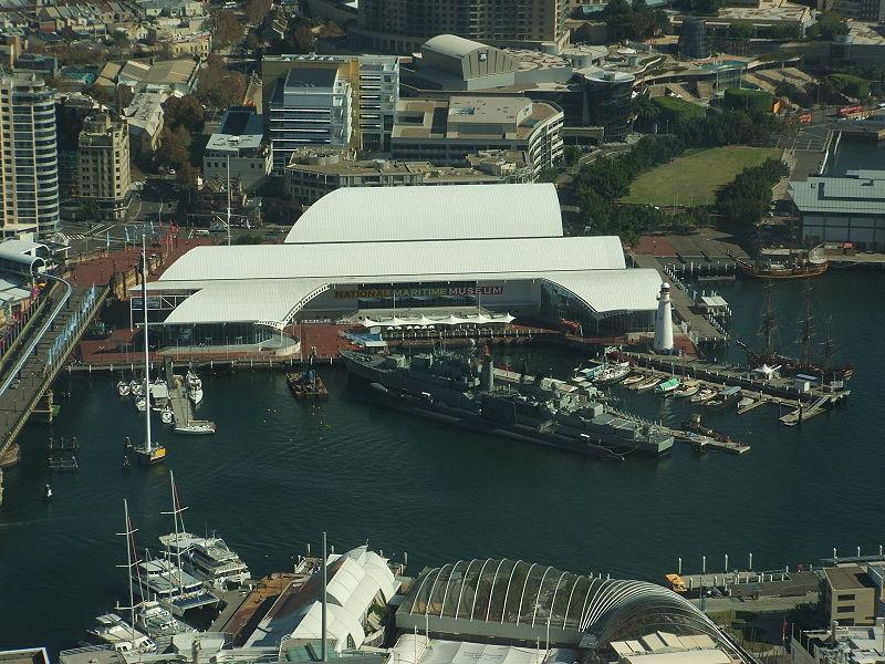 Национальный морской музей, Сидней