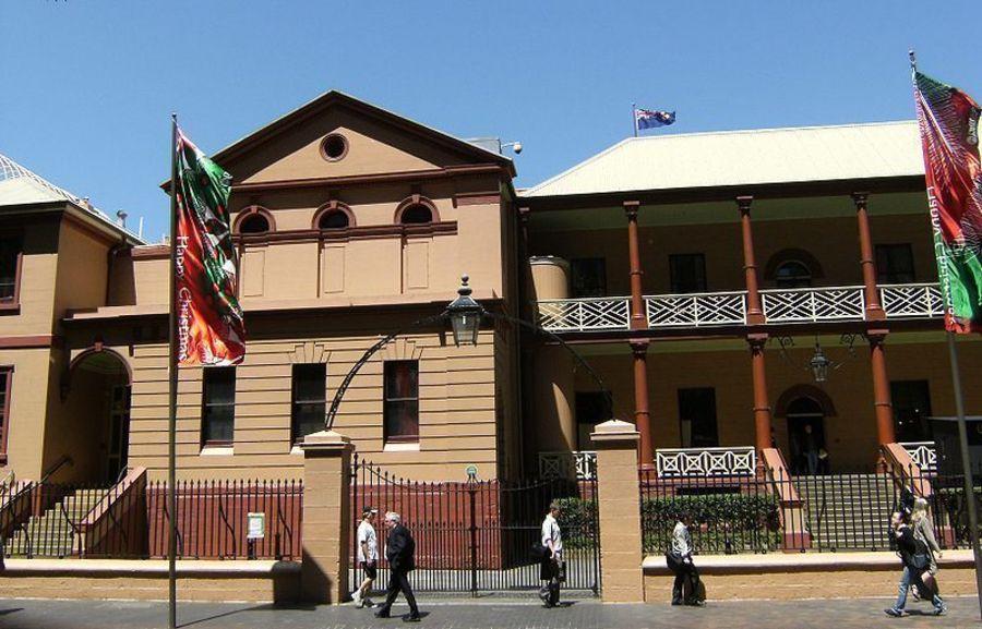 Здание парламента, Сидней