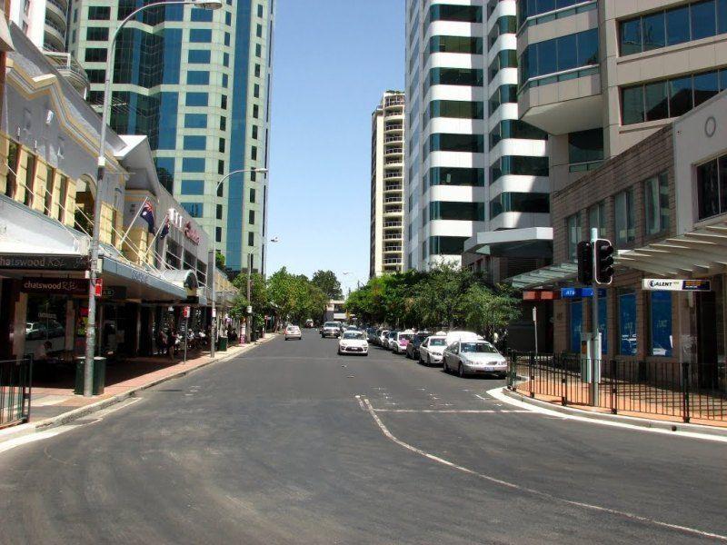 Виктория-стрит, Сидней