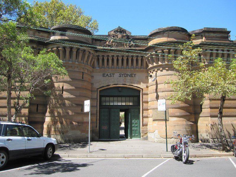 Старая тюрьма Дарлингхерст