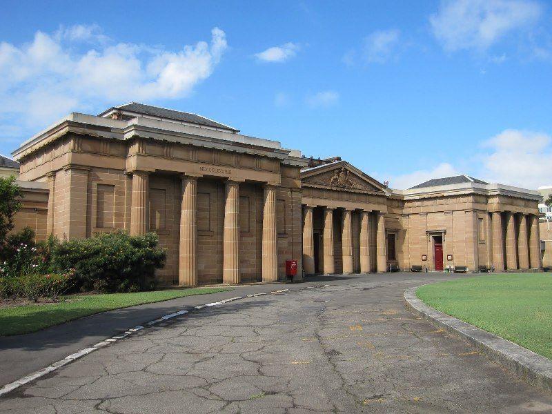 Здание суда в Дарлингхерсте