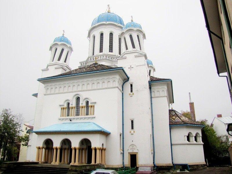 Николаевский собор, Черновцы