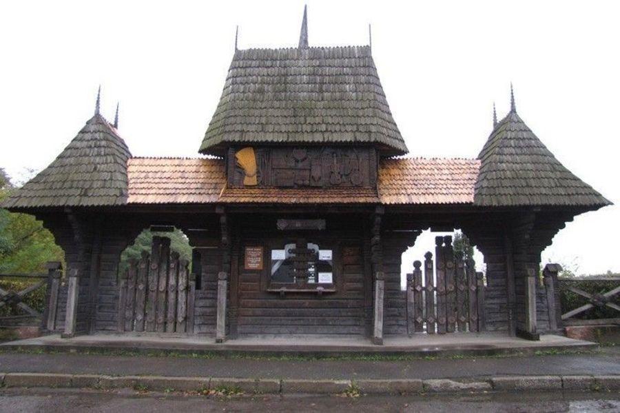 Черновицкий областной музей народной архитектуры и быта