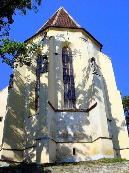 Лютеранская церковь на холме