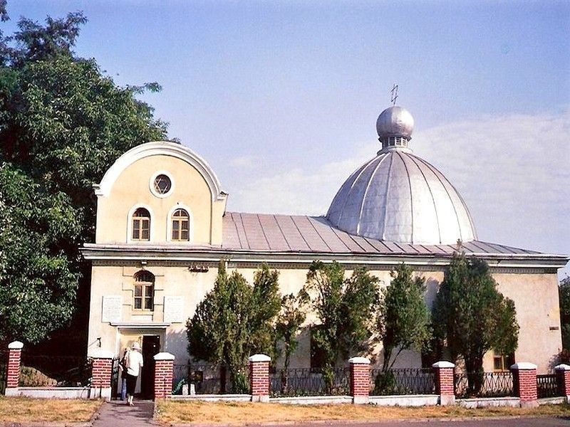 Большая синагога, Яссы