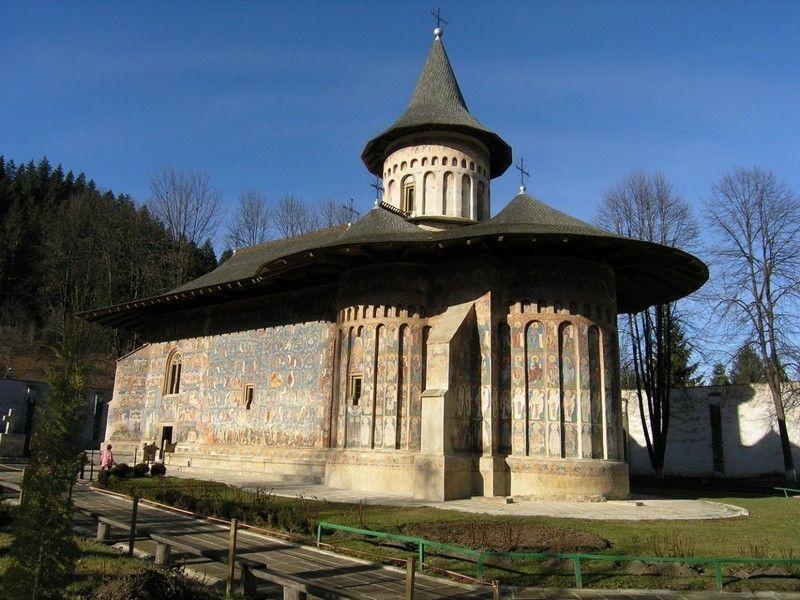 Монастырь Воронец