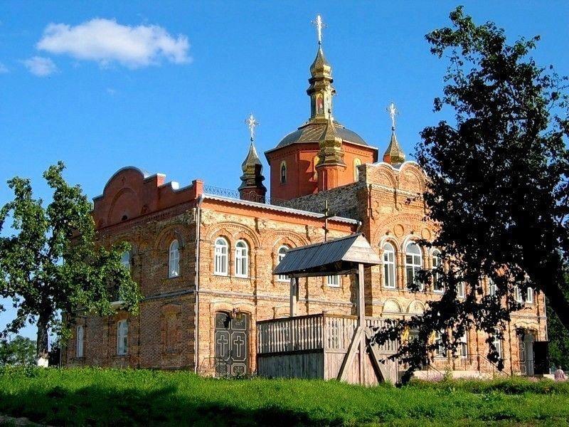 Софрониевский Молчанский Печерский мужской монастырь