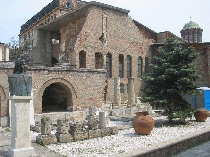 Монастырь Антим