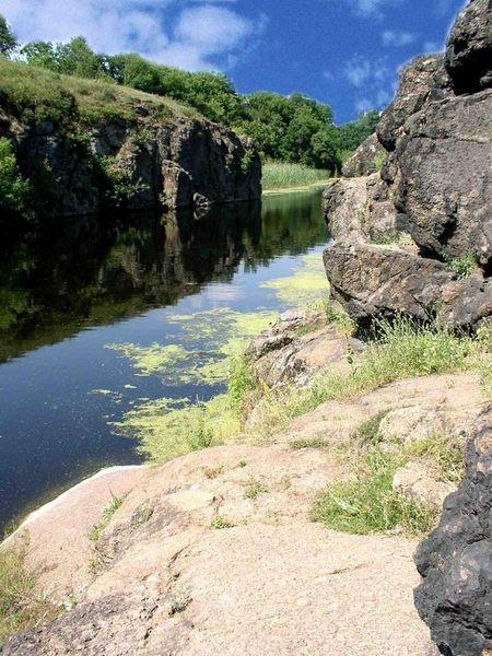 Тясминский каньон