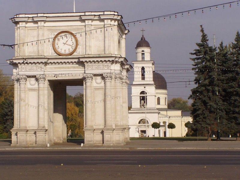 Кишиневская триумфальная арка