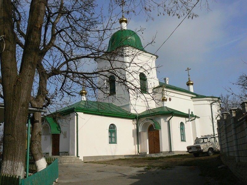 Самая древняя церковь Кишинева