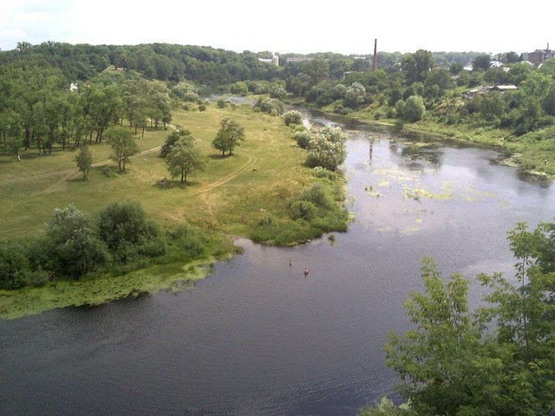 Надслучанский ландшафтный парк