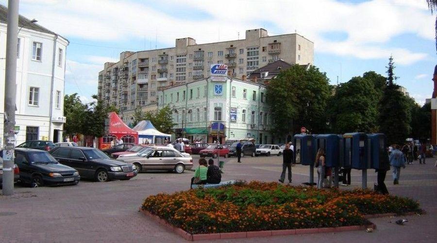 Улица Проскуровская