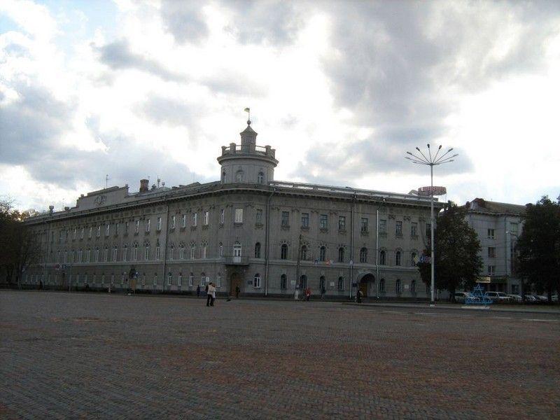 Красная площадь, Чернигов
