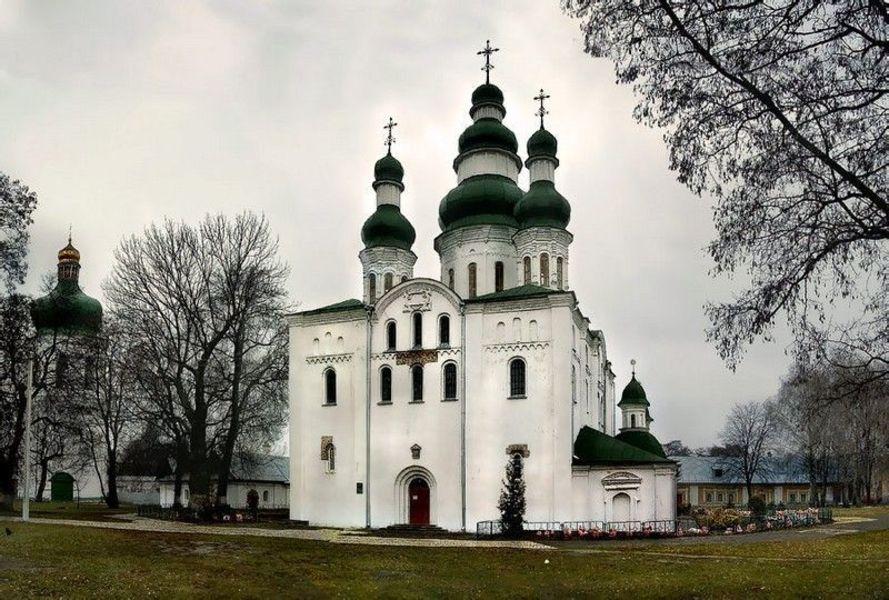 Елецко-Успенский монастырь, Чернигов