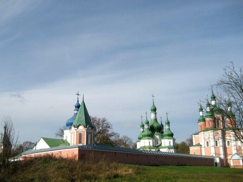 Свято-Троицкий Густынский женский монастырь