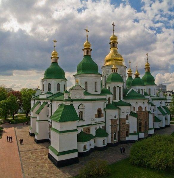 Заповедник «София Киевская»