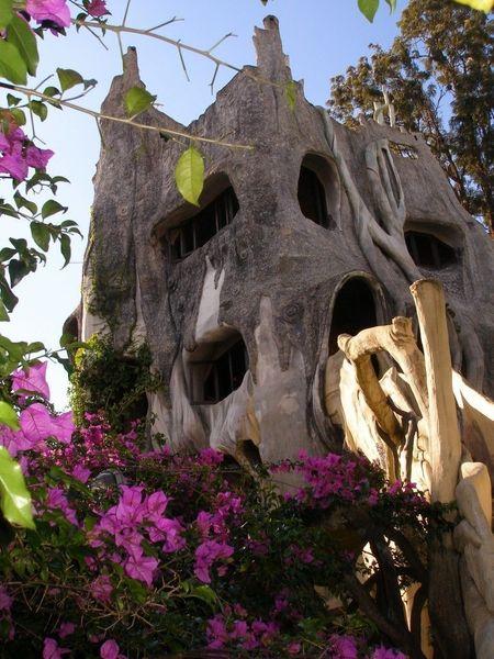 Гостиница и художественная галерея Ханг-Нга (Безумный дом)