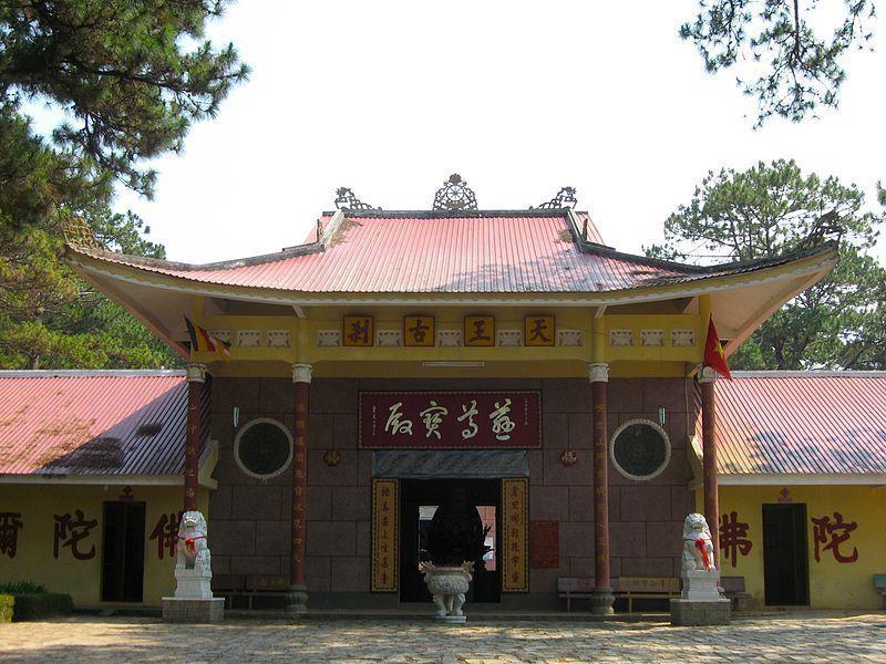 Пагода Тхьен-Выонг