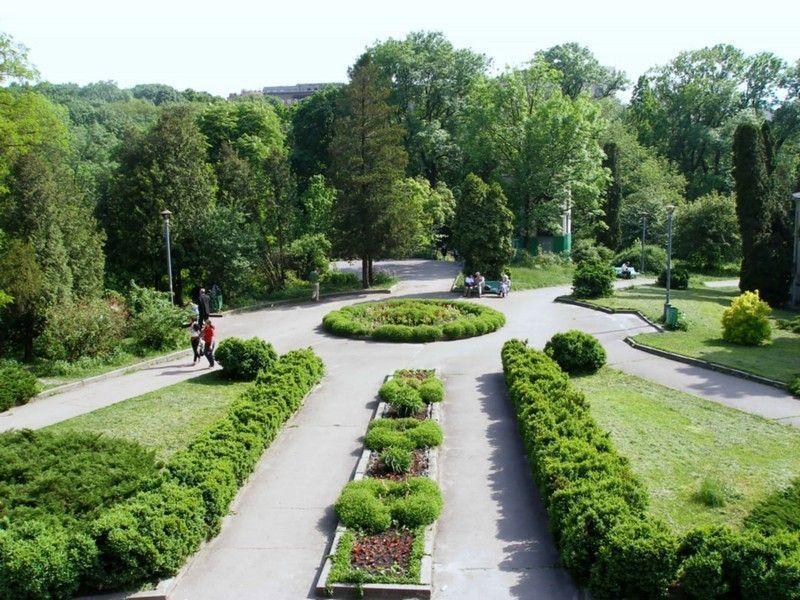 Ботанический сад имени Н. Н. Гришко
