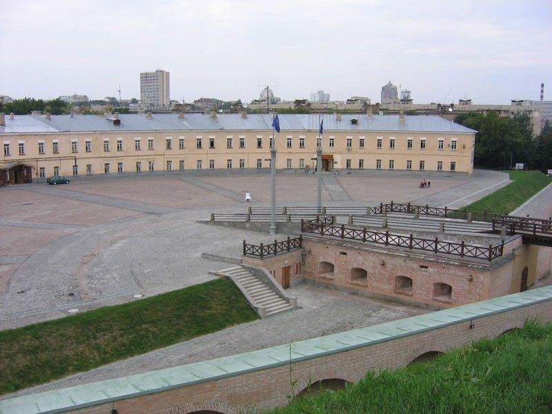 Памятник-музей «Киевская крепость»