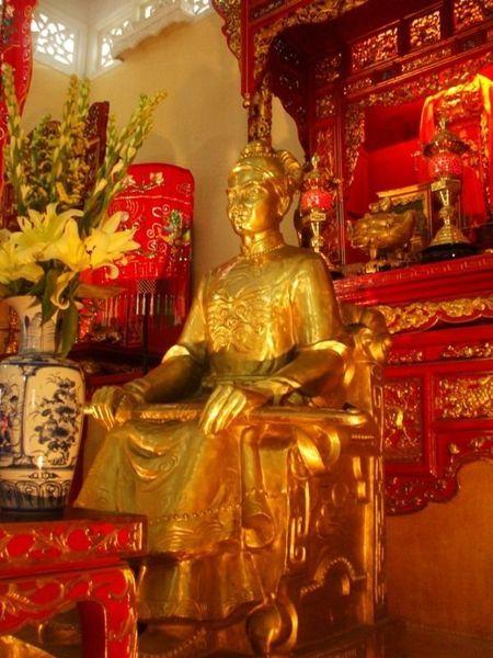 Храм Ле-Ван-Дует