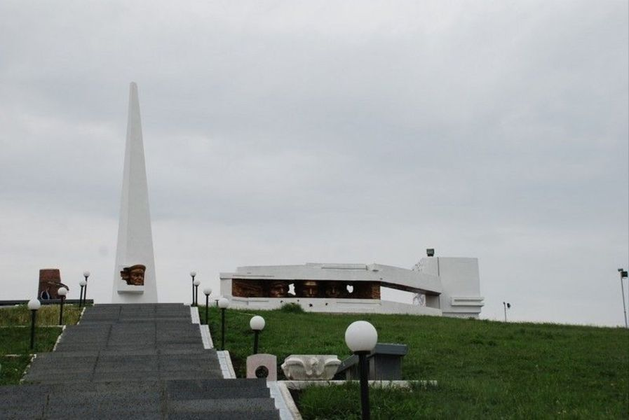 Мемориальный комплекс «Высота маршала Конева»